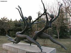 Beijing Sculpture Park. China