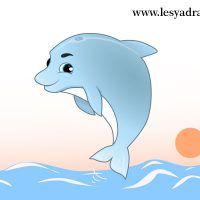 delfin-selber-zeichnen-dekoking-com