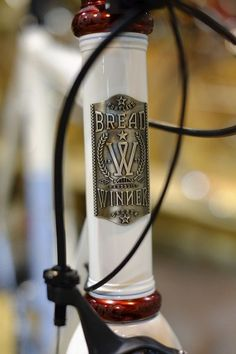Breadwinner Cycle Headbadge