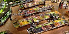 Stressfrei einkaufen – Lebensmittel online bestellen?