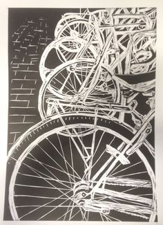 Image result for revealing mono print
