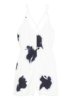 Clean and sleek MÉLODIQUE ROMPER perfect for summer #aritziacleanslate