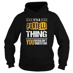 Cool PORTELLI-the-awesome T shirts