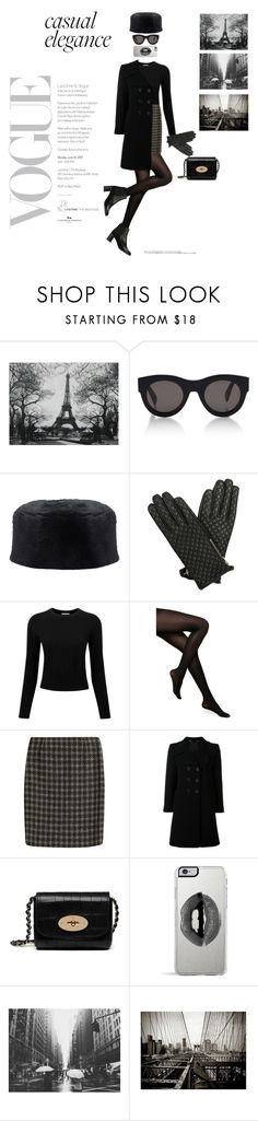 """""""Miss Cherie"""" by mina-bina ❤ liked on Polyvore featuring WALL, CÉLINE, French Connection, Oasis, Pure Collection, Kate Spade, Sonia Rykiel, Marc Jacobs, Mulberry and Lipsy"""