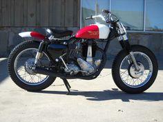 bsa motorcycles   BSA B33 Racer