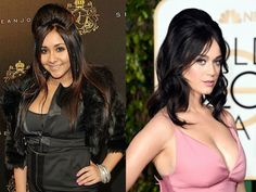 Katy Perry Channeled Her Inner Snooki At The Golden Globes