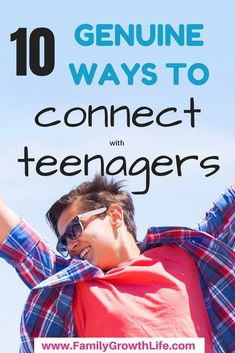 Discover 10 genuine ways to connect with teenagers Line up a program based on his interests Power pack them with adventure and excitement and your s… – Preteen Positive Parenting Program, Parenting Classes, Parenting Books, Good Parenting, Parenting Quotes, Foster Parenting, Parenting Articles, Peaceful Parenting, Natural Parenting