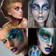 fantasy faerie makeup - Google Search