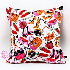 16 x16 Pillow Cowl I Love Procuring Design Spring Summer season Ornamental - http://shoebrand.net/16-x16-pillow-cover-i-love-shopping-design-spring-summer-decorative/