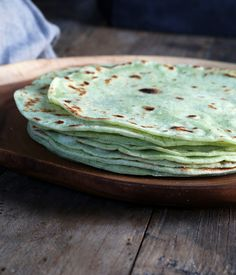 Get this tested recipe for gluten free zucchini flour tortillas—flour tortillas made with fresh summer zucchini!