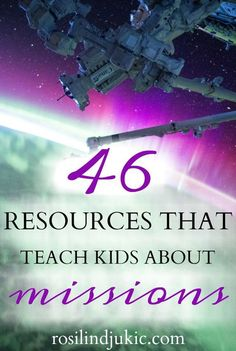 Resources That Teach Kids About Missions ⋆ A Little R & R