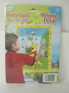 Disney Winnie the Pooh Birthday Party Game by unique. $3.49