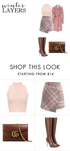 """Untitled #1652"" by nadia-n-pow ❤ liked on Polyvore featuring WearAll, Chicwish, Gucci and Jimmy Choo"