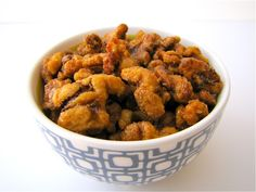 Easy Candied Walnuts food