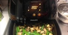 Airfryer oventijden A-Z Air Flyer, Le Chef, Drip Coffee Maker, Slow Cooker, Herbalism, Clean Eating, Food And Drink, Tasty, Healthy Recipes