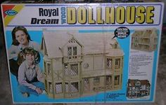 Here, the Arrow Royal Dream dollhouse takes everything Arrow-esque straight over the top. Henry VIII would have given this house to at least three wives.