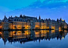Binnenhof The Hague (Dutch parliament building)
