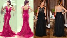 modelo de vestidos de festa 18