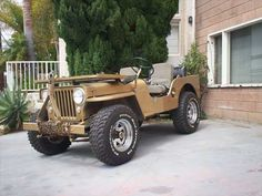 1951 CJ2A Willys Jeep - Photo submitted by Bob Catalano.