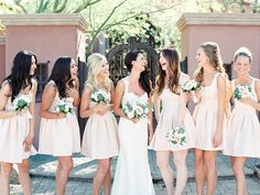 Sara & Corey Romantic Estate Wedding shot by Rachel Solomon | Arizona Weddings Magazine