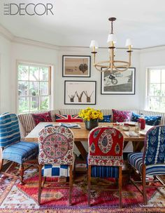 The Speechless actress outfitted her new space with help from a fellow Brit in L.A., decorator Peter Dunham