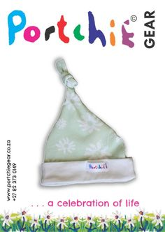Baby beanie by #portchiegear - www.portchiegear.co.za Baby Grows, Famous Artists, Bibs, Africa, Beanie, Celebrities, Clothing, Prints, Baby Jumpsuit