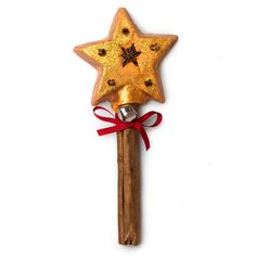 The Magic of Christmas Bubble Bar: Treat Grinch-like moments by holding this spicy bubble wand under running water and slipping into a blanket of hot, almond bubbles.