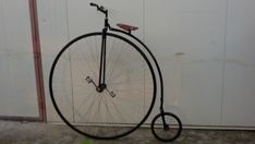 Hochrad High Wheeler Penny Farthing 52 Zoll Vintage Style, Vintage Fashion, Penny Farthing, Limoncello, Bicycle, Bike, Bicycle Kick, Bicycles, Fashion Vintage