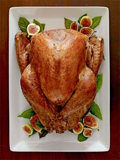 Yes, you can grill your Thanksgiving turkey with this easy, delicious recipe. Fire up the coals!