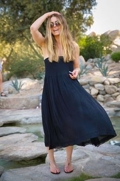 Street Style And More From Our Desert Pool Party with Dolce Vita   The Zoe Report