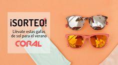 Gana unas Coral Sunglasses por la patilla!
