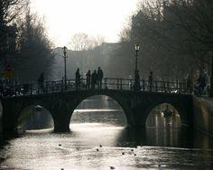 Голландия Амстердам фото