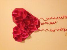 Valentines day decoration:) DIY