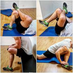 Para cadera ejercicios abductores de