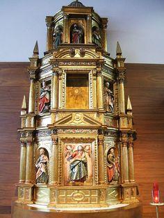 Vitoria - Desamparados 04 - Iglesia de Nuestra Señora de los Desamparados (Vitoria) - Wikipedia, la enciclopedia libre