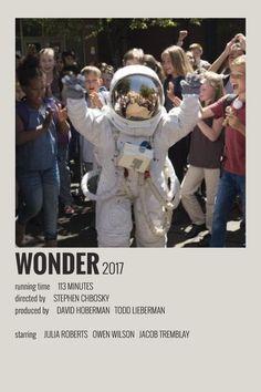 Alternative Minimalist Movie/Show Polaroid Poster - Wonder - Cinema Series Iconic Movie Posters, Minimal Movie Posters, Movie Poster Art, Iconic Movies, Poster Wall, Poster Prints, Film Polaroid, Polaroids, Retro Poster