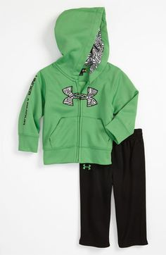 Under Armour Hoodie & Pants (Infant) available at #Nordstrom