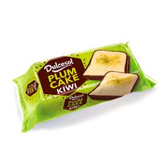 Plum cake Kiwi 400g - Dulcesol
