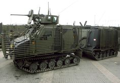 Haaglunds BvS 10 All Terrain Vehicle