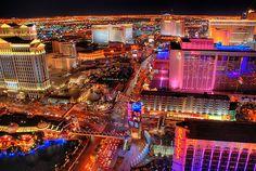 Researching Las Vegas!