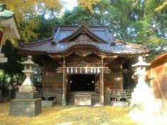 田無神社(2011年11月)  The Tanashi Shrine,Tokyo,Japan  Dec 2011