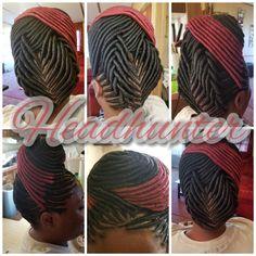 Stuffed Twist African Threading, Hair Threading, Bob Braids, Twist Braids, Twists, African Braids Hairstyles, Braided Hairstyles, Medium Hair Styles, Natural Hair Styles
