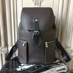 53f59718f724 Louis Vuitton N41330 Michael Backpack Damier Infini Leather