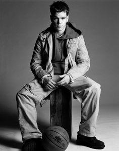 Matt Damon. I love him <3
