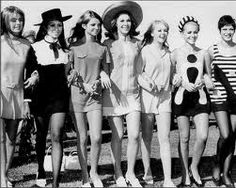Mini-skirts; 60's, 70's....OMG...can't believe I actually wore these to work???  What was I thinking?  SH