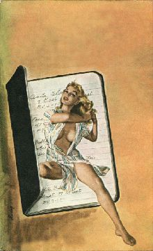 The Little Black Book by Paul Rader