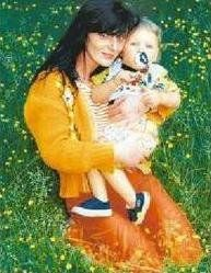 ☢ Christiane Felscherinow with son Jan-Niklas in late Cinema, Berlin, Crime, Disney Characters, Fictional Characters, Hero, Christmas Ornaments, Disney Princess, Illustrations