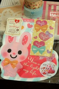 """This is super cute wrapping bag.- 8 bags as a set (with 8 stckers)- Size: 14.5cm x 19.5cm (4.7"""" x 7.…"""