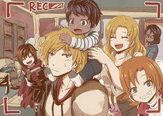 Rwby Anime, Rwby Fanart, Anime Couples Manga, Cute Anime Couples, Anime Girls, Rwby Volume 1, Rwby Jaune, Urban Samurai, Red Like Roses
