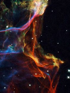 Veil Nebula - via Hermosa Galaxia's photo on Google+